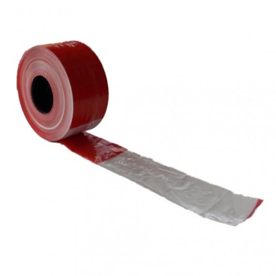 Banda inchidere santiere 80mm 500ml/rola