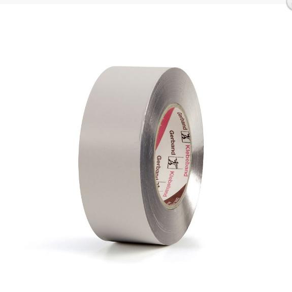 Banda adeziva din aluminiu neinflamabil 50mm x 100m