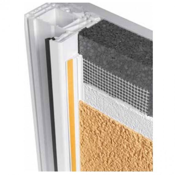 profil PVC protectie
