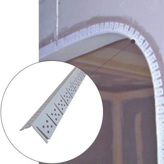 Profil muchie PVC Protektor 3,00ml/bara